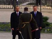Ukrainian Guard Turns Hat FAIL Into WIN