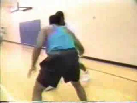 Jokes - Shaquille O'neal Breaks The Backboard