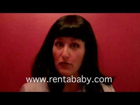 Parodies - Funny Advertisement For Rent A Baby