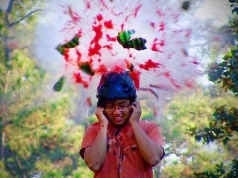 Freddie - Sniper Shoots Watermelon Off Freddie's Head