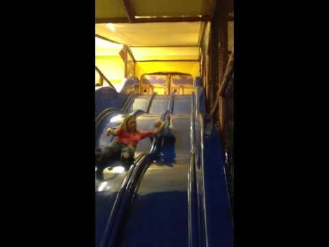 FAIL - Mom Ruins Daughter's Slide Experience