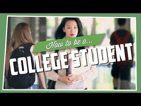 Tips On Becoming A College Student