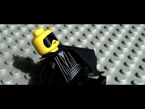 Awesome - Matrix Movie Clip Remade With Lego