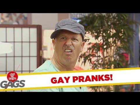 Ultimate Just For Laughs Pranks - Gay Edition