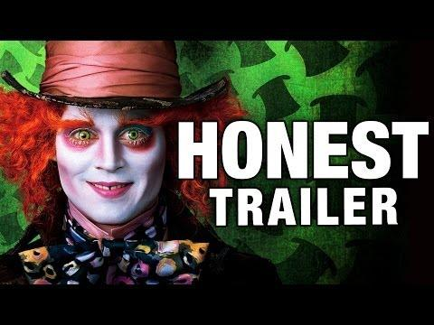 Honest Alice In Wonderland Movie Trailer