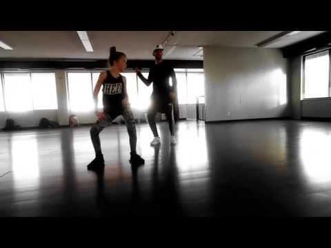 Laurence Kaiwai And Taylor Hatala's Amazing Dance To Nicki Minaj's Anaconda