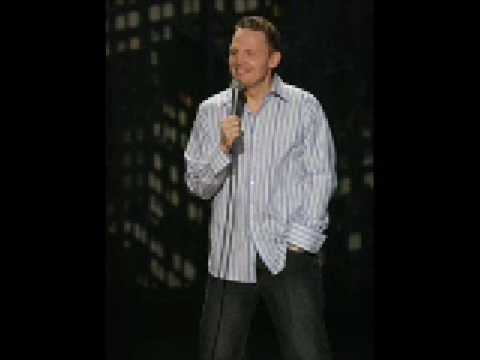 Bill Burr's Funny Standup About Racist People Online