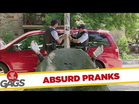Ultimate Just For Laughs Pranks - Absurd Edition