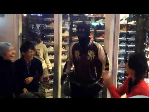 Mannequin Scare Prank In Japan