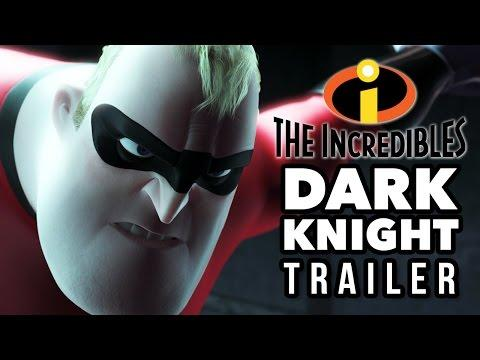 What If The Incredibles Was Directed By Christopher Nolan