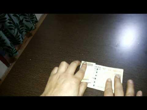 How To Spot The Fake Indian 500 Ruppe Note