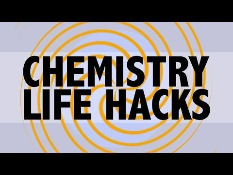 Life Hacks Using Chemistry To Simply Your Life