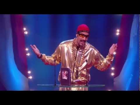 Jokes - Ali G Receives Outstanding Achievement To Comedy Award