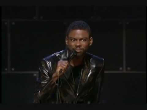 Chris Rock's Funny Standup About Monica Lewinsky