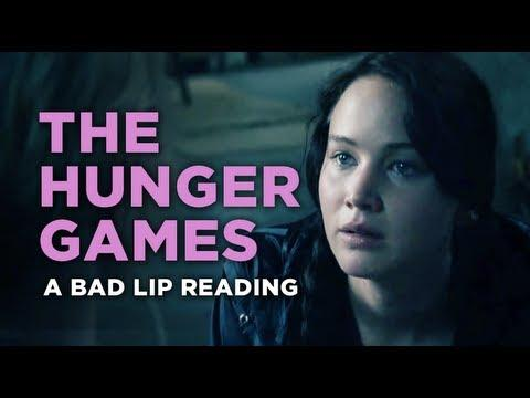 Jokes - Bad Lip Reading Of Hunger Games Movie