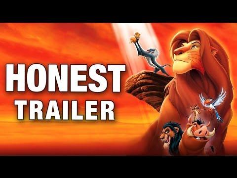 Honest The Lion King Movie Trailer