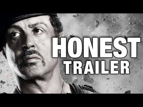Movie Mistakes From Expendables