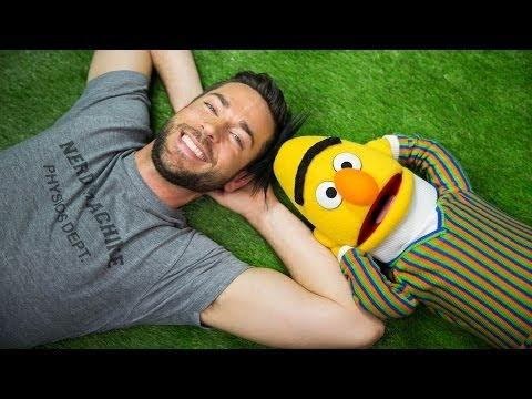 Get Outside And Enjoy The Sunny Day Song By Zachary Levi And Sesame Street