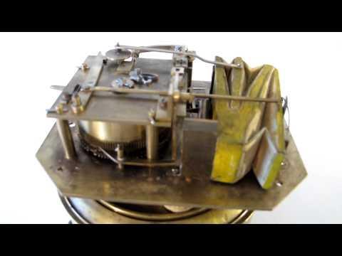 Cool - 120 Years Old Machine Mimics Bird Sound