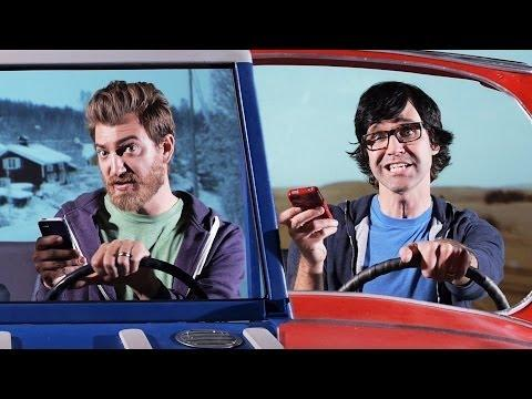Are You A Better Texter Than Me - Funny Rap Battle By Rhett And Link
