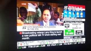 Guy Interrupts Press Conference To Sell Crack To Rob Ford