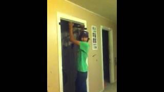 Pull Up Exercise FAIL