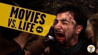 Difference Between Movies And Real Life