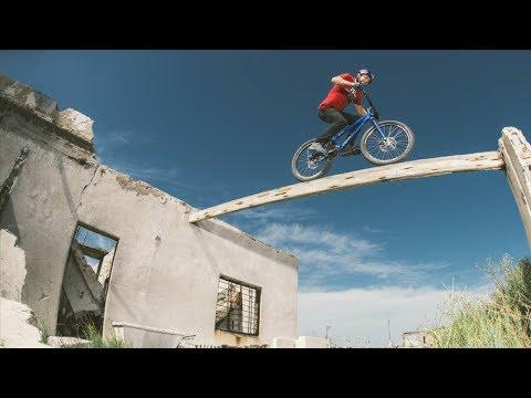 Danny MacAskill Shows Off His Biking Skills