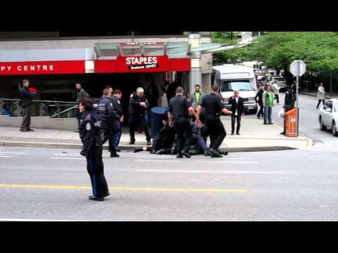 WIN - How Canadian Police Take Down Criminals