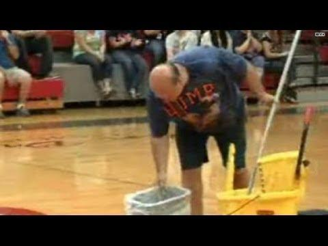 You Won't Believe What High School Students Did To A Janitor
