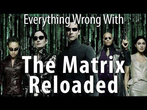 Movie Mistakes From Matrix Reloaded