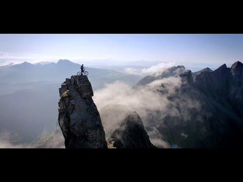 Danny Macaskill's Epic Bike Ride On Scotland's Isle Of Skye