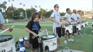 Self Taught 12 Years Old Snare Drum Player Plays With The Blue Devils Snare Drum Line
