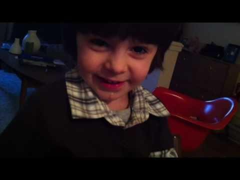 Cute - Kid Talks About His Girlfriend Briana