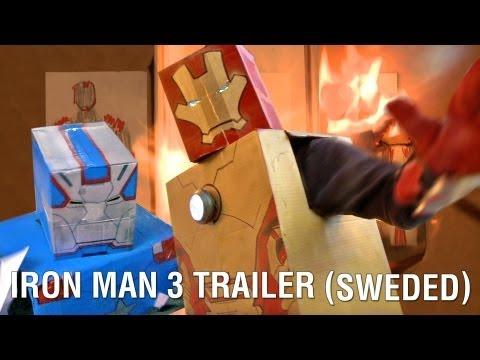 Parodies - Iron Man 3 Low Budget Trailer
