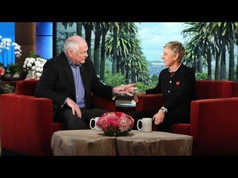 Ellen Interviews The Anchor Dale Hansen