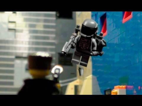 Awesome - Lego Street Shootout