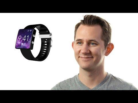 Funny Apple iWatch Ad Parody