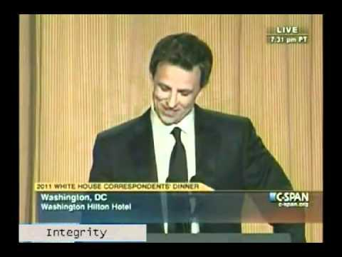 Seth Meyers - Funny jokes about politicians