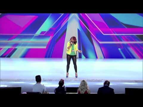 Awesome - Dinah Jane Hansen Impresses The X Factor Judges