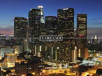 Creative - Time Lapse Video Of Los Angeles