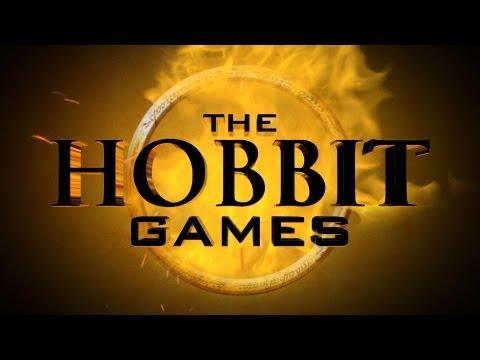 Pranks - Hunger Games Hobbit Trailer Parody
