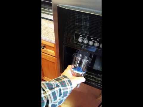 Guy Hacks His Ice Maker To Dispense Frozen Candies