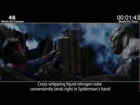 Jokes - Movie Mistakes From Amazing Spiderman
