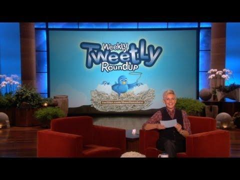 Ellen - Waitress Gets 5 Billion Dollar Tip Tweet
