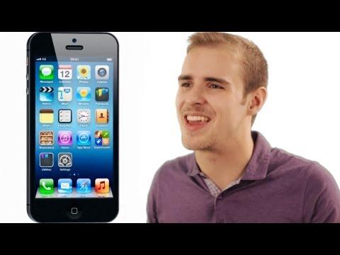 Parodies - iPhone 5 Musical