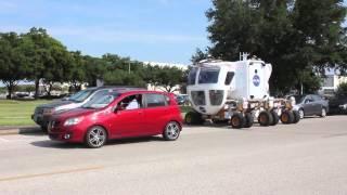 NASA's Ultimate Parallel Parking Car