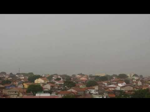 House In Brazil Gets Hit By Lightning