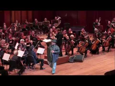 Seattle Symphony And Sir Mix A Lot Perform Baby Got Back Song