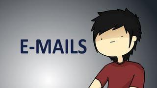Funny Animation About Problems With Sending E-Mails